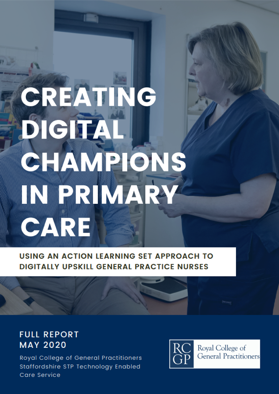 Creating Digital Champions in Primary Care